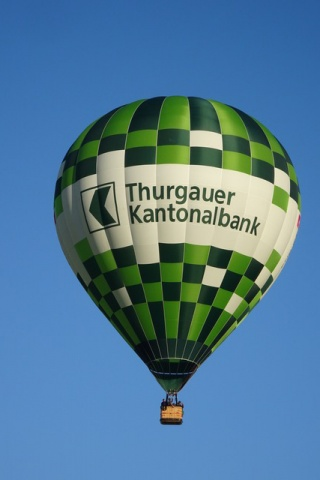 Ballon Team Manuel Knobelspiess: HB-QZA