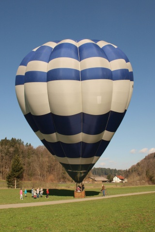 Ballon Team Hans Leuthold: HB-QGM