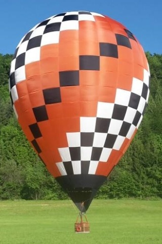 Ballon Team Guido Frei: Modellballon
