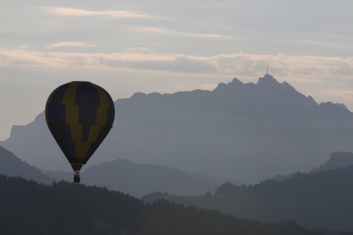 7. Internationale Ballontage Toggenburg